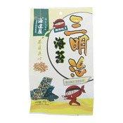 Sandwich Seaweed (Buckwheat Flavour) (海達屋海苔三明治)