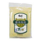 Organic Glutinous Millet (德偉有機大黃米)