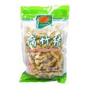 Dried Beancurd Knots (十月舫腐竹結)
