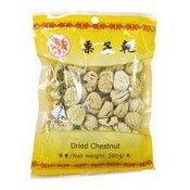 Dried Chestnuts (金百合栗子乾)