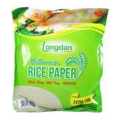 Vietnamese Rice Paper (22cm Extra Thin Banh Trang Viet Nam) (越南米紙)