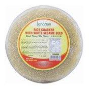Rice Cracker With White Sesame Seed (22cm) (越南白芝麻米餅)