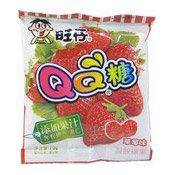 QQ Gummies (Strawberry) (旺旺軟糖 (草莓))