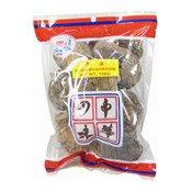 Dried Mushrooms (Shiitake) (小魚兒冬菇)