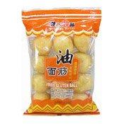 Fried Gluten Balls (油麵筋)
