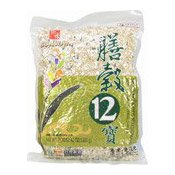 Brown Rice & Oats Mixed Grain (12 Treasures) (膳穀12寶)