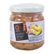 Pickled Ginger (Sliced Pink Sushi Gari) (日式醃薑片)