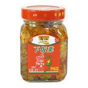 Mustard Tuber Pickles (烏江開味菜)
