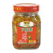 Mustard Tuber With Lily (烏江黃花雜錦)