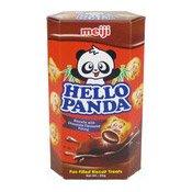 Hello Panda Biscuits (Chocolate Filling) (朱古力味熊猫餅)