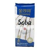 Soba Buckwheat Noodles (金沙河喬麥麵)