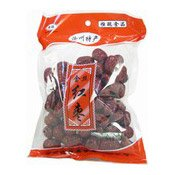 Dried Red Dates (Jujube) (金絲紅棗)