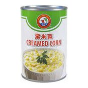 Creamed Corn (Sweetcorn) (兄弟忌廉粟米)