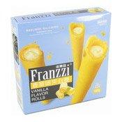 Franzzi Vanilla Flavour Rolls (香草夾心巻)