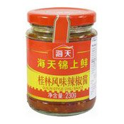 Guilin Style Chilli Sauce (海天桂林辣椒醬)