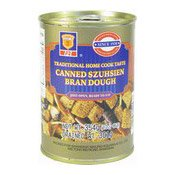 Canned Szuhsien Bran Dough (梅林四鮮烤麩)