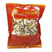 Sliced Dried Shiitake Mushrooms (金梅冬菇片)