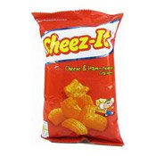 Cheez-It (Cheese & Ham Flavoured Crackers) (火腿芝士脆片)