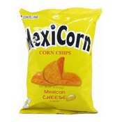 Mexicorn Corn Chips (Mexican Cheese) (芝士脆片)