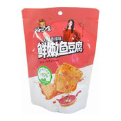 Dried Beancurd (Hot Fish Flavour) (好巴食豆腐魚 (雜錦))