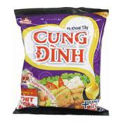 Cung Dinh Instant Noodles (Stewed Pork With Mushroom) (即食麵 (豬肉香菇))