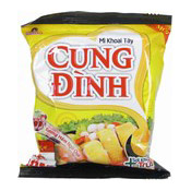 Cung Dinh Instant Noodles (Stewed Chicken) (即食麵 (雞味))