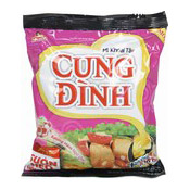 Cung Dinh Instant Noodles (Spare Ribs With Bamboo Shoots) (即食麵 (排骨竹筍))