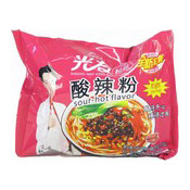 Sweet Potato Instant Noodles (Sour-Hot Flavour) (光友酸辣粉)