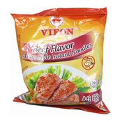 Instant Noodles (Asian Style Beef Flavour Mi Bo) (牛肉即食麵)