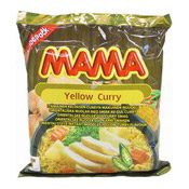 Instant Noodles Jumbo Pack (Yellow Curry) (媽媽黃咖哩麵)