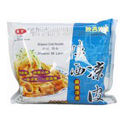 Shaanxi Cold Noodles (Super Hot Spicy Mala Flavour) (陝西涼皮 (麻辣))