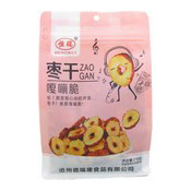 Dried Red Date Slices (Jujube Zao Gan) (紅棗片)
