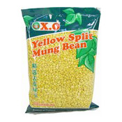 Yellow Split Mung Beans (開邊綠豆)