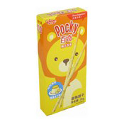Animal Pocky Biscuit Sticks (Banana Pudding) (香蕉朱古力百力滋)