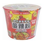 Instant Bowl Vermicelli Noodles (Hot & Sour Flavour) (正宗酸辣味粉絲)