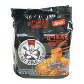 Mr Kimchi Stir Fried Kimchi Ramen Multipack (Instant Noodles) (手作泡菜乾拌麵)