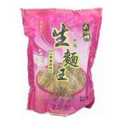 Noodles King (Thin) Mushroom Flavoured (生麵王上素香菇麵)