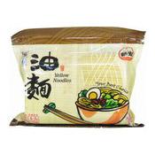 Yellow Shi Noodles (Youmian) (新宏油麵)