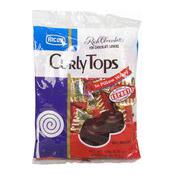Curly Tops Chocolates (朱古力糖)