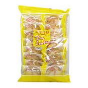 Coconut Thin Crackers (思朗椰子薄餅)
