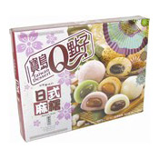 Japanese Style Mixed Mochi Rice Cakes Box (寶島日式麻薯禮盒)
