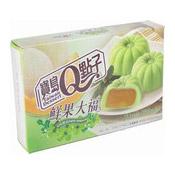 Mochi Rice Cakes (Hami Melon) (寶島鮮果大福 (哈密瓜))
