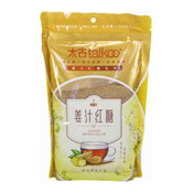 Ginger Red Sugar (Brown Sugar With Ginger) (太古薑汁紅糖)