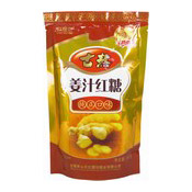 Brown Sugar With Ginger (薑汁紅糖)