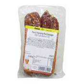 Chinese Wind-Dried Pork Sausages (Lap Cheong) (潘記切肉臘腸)