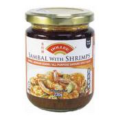 Sambal With Shrimps (Sambal Dengan Udang) (參巴蝦米醬)