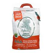 Thai Hom Mali Fragrant Jasmine Rice (青龍香米)