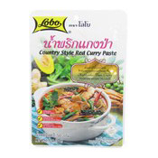 Country Style Red Curry Paste (Kaeng Pa) (泰國咖喱醬)