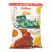 Potato Chips Crisps (Char Siu Rice Flavour) (卡樂B叉燒飯薯片)