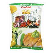 Potato Chips Crisps (Chicken Rice With Ginger & Scallion) (卡樂B切雞飯薯片)